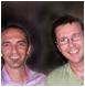 Christian Pilon et Herv� Voyer - Transformation de produits des producteurs de la r�gion Le Jardin du Bedeau de Kamouraska