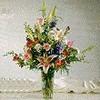 Magnifique bouquet de fleurs classiques