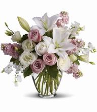 Bouquet «N'est-ce pas Romantique»