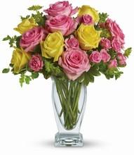 Bouquet «Journée Merveilleuse» <br>de Teleflora