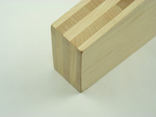 3000-2  - Bolduc's 5-Ply single pinblock for concert grand piano