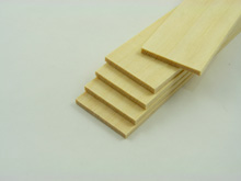 3317 - Spruce strips for key repairs 1/8