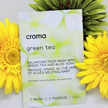 Green Tea & Aloe Balancing Sheet Mask