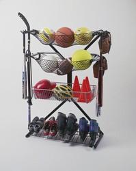 Rangement d'équipement de sport