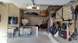 Garage budget familiale