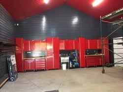 Garage atelier