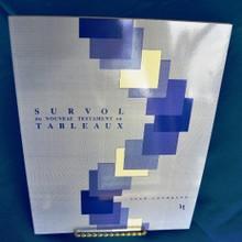 Survol du Nouveau Testament en tableaux - imprimé - volume relié