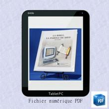 La Bible: la parole de Dieu - Cours et corrigés - numérique PDF
