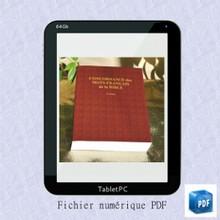Concordance des mots français de la Bible 4e NEG79 - numérique PDF