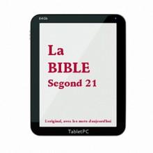 La BIBLE Segond 21 - pour tablette et cellulaire.