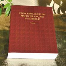 Concordance des mots français de la Bible NEG79 4e éd. - imprimé
