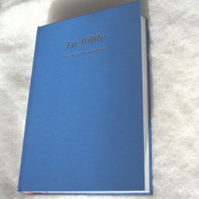 La Bible Segond 21 - couverture rigide bleue - imprimé