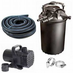 Pump And Filter Packages