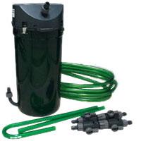 Eheim Classic 350 - 2215 Plus Kit With Free Double Tap Valves & Full Media Kit