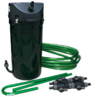 Eheim Classic 600 - 2217 Plus Kit With Free Double Tap Valves & Full Media Kit