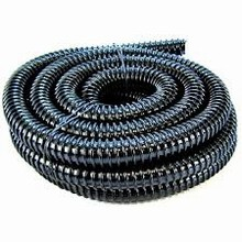Grey 1 5/8 inch Non-Kink Hose Per Foot (Please note that pre 2018 Laguna fittings and standard plumbing store fittings are designed for this hose - not 1 1/2