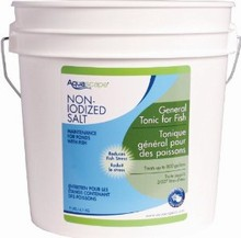 Aquascpae Pond Salt 9 pounds (Item Currently Unavailable)
