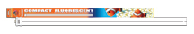 Coralife (ESU) 9 WATT 10,000 K COMPACT FLUORESCENT LAMP