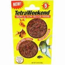 Tetra Vacation Gel Feeder Block - 5 Day Feeder with 2 12g Blocks