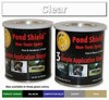 Pond Shield Clear Epoxy Pond Seal Paint  1.5 Quart