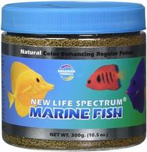 New Life Spectrum Naturox Marine Formula - 1-1.5mm Sinking Pellets 300g