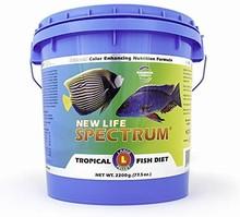 New Life Spectrum Naturox 2.2kg Large Fish 3-3.5mm