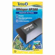Tetra Whisper AP300 Air Pump - With 2 Air Outlets