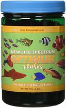 New Life Spectrum All Purpose Flakes - Garlic Enhanced 90g
