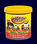 Omega One Medium (4mm) Sinking Goldfish Pellets 8oz.