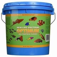 New Life Spectrum Optimum Flakes - Garlic Enhanced 600g