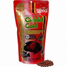 Hikari Cichlid Gold Medium Pellet (2kg-4.4lb) = 8-250g bags