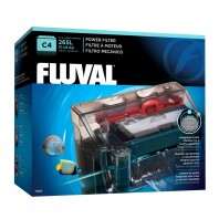 Fluval C4 Power Filter With Wet/Dry Section
