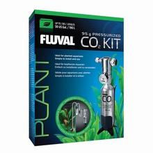 Fluval CO2 95g - Pressurized CO2 Kit - Replaces 88g kit