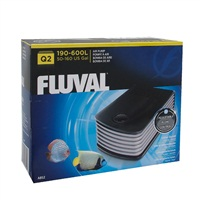 Fluval Q2 Air Pump (.2CFM)