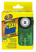 Zoo Med Day / Night Timer - Ideal For Aquariums & Terrariums