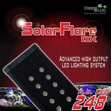 Deep Blue Solar Flare DX 48