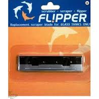 Flipper Standard Size Replacement Stainless Steel Blade