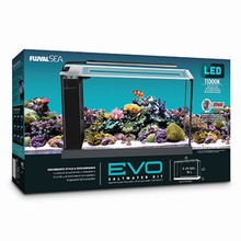 Fluval EVO 2.0 Saltwater Aquarium - 5 Gallon