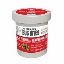 Nutrafin Bug Bites Cichlid - Small-Medium - 1.4-1.6 mm granules - 45g