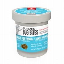 Nutrafin Bug Bites Tropical Small-Medium 0.25-1.0mm granules - 45g