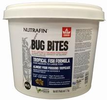 Nutrafin Bug Bites Tropical Medium-Large 1.4-2mm granules - 1.7kg