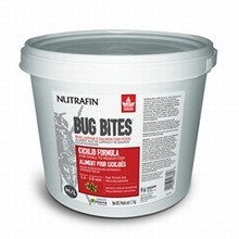 Nutrafin Bug Bites Cichlid Formula Medium-Large 1.4 - 2mm Granules - 1.7kg