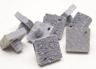 Coral Farmer Large Square Frag Plugs - 300pk (Item Currently Unavailable)