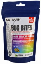 Nutrafin Bug Bites Colour Enhancing - Medium - Large 1.4-2 mm granules - 100g