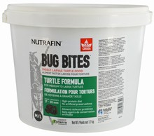 Nutrafin Bug Bites Turtle Formula - Medium - Large Turtles - 17-20mm Sticks - 1.7kg