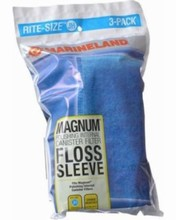 Marineland Rite Size JH Floss Sleeve for Magnum Polishing Internal Filter - 3 Pack
