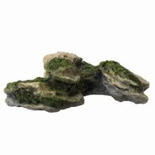 Aqua Della - Slate with Moss