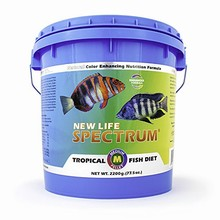 New Life Spectrum Naturox Medium Fish Formula 2-2.5mm -2.2kg