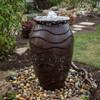 Aquascape Scalloped Urn Landscape Fountain Kit - Medium