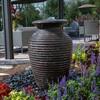 Aquascape Rippled Urn Landscape Fountain Kit - Medium